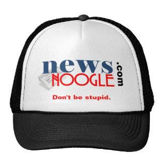 No sea estúpido gorras de camionero