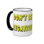 No sea taza negativa de la oficina