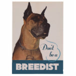 No sea un breedist escultura fotográfica