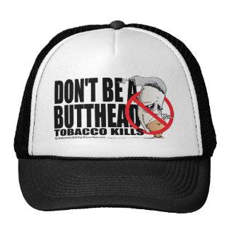 No sea un Butthead Gorras