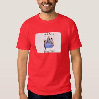 No sea una camisa del enemigo de Seder