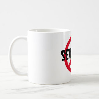No Seal Hunt Coffee Mug