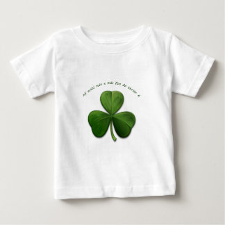 No Secret is Known by 3 people. Old Irish Saying Infant T-shirt
