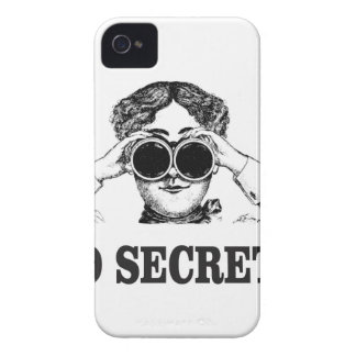 no secrets yeah Case-Mate iPhone 4 case