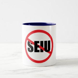No SEIU Coffee Mugs