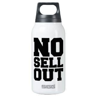 NO SELL OUT INSULATED WATER BOTTLE