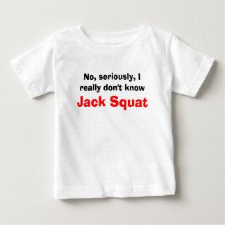 No, seriamente, no sé realmente la posición en camiseta