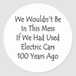 No seríamos en este lío si habíamos utilizado Elec Etiqueta