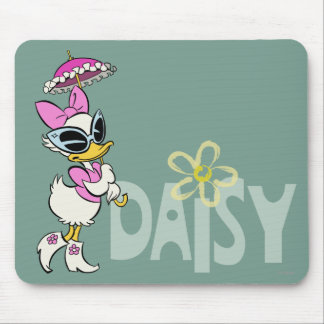No Service   Cool Daisy Duck Mouse Pad