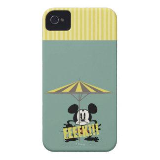 No Service | Mickey - Eeeek! iPhone 4 Case