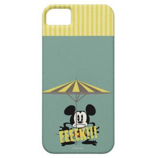 No Service | Mickey - Eeeek! iPhone SE/5/5s Case