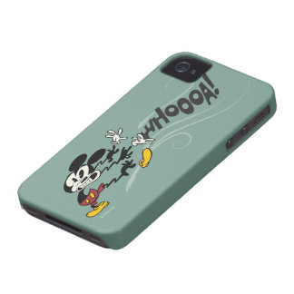 No Service | Mickey - Whoooa! iPhone 4 Cover