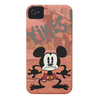 No Service | Mickey - Yikes! Case-Mate iPhone 4 Case