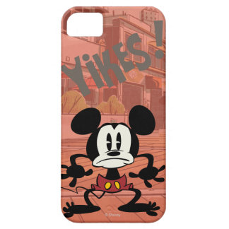 No Service | Mickey - Yikes! iPhone SE/5/5s Case