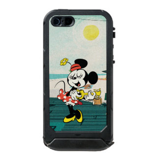 No Service | Minnie with Guitar Waterproof iPhone SE/5/5s Case