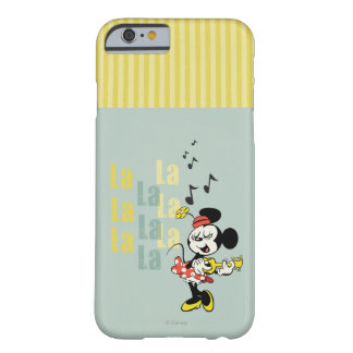 No Service | Singing Minnie Barely There iPhone 6 Case