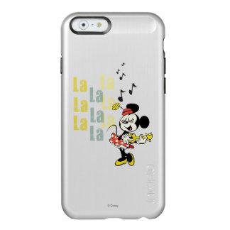No Service | Singing Minnie Incipio Feather Shine iPhone 6 Case