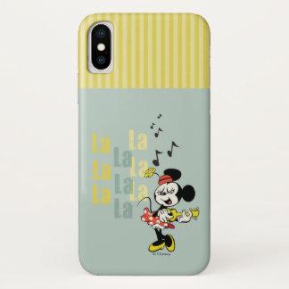 No Service | Singing Minnie iPhone X Case