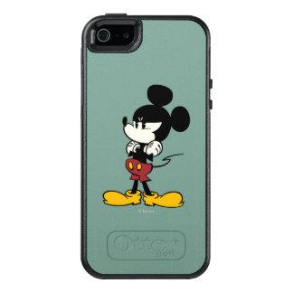 No Service | Upset Mickey OtterBox iPhone 5/5s/SE Case