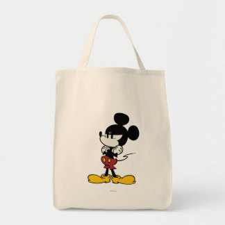 No Service   Upset Mickey Tote Bag