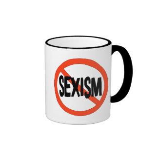 No Sexism Mug