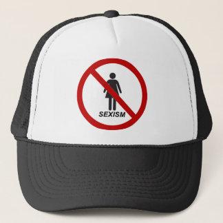 """""""No Sexism"""" Trucker Hat"""