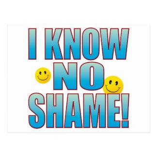 No Shame Life B Postcard