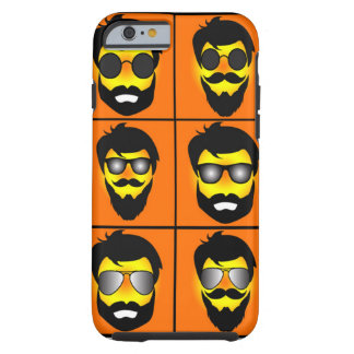 No Shave November Iphone 6/6s mobile case