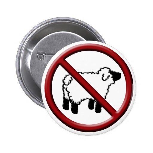 No Sheep! Buttons