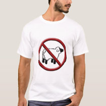 No Sheep! T-Shirt