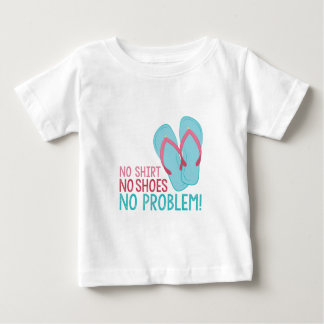 No Shoes Baby T-Shirt