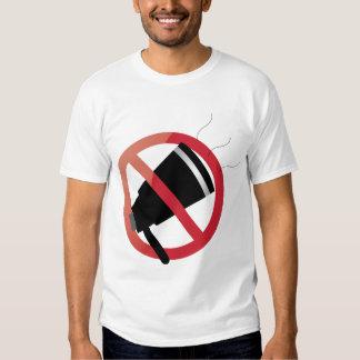 no shouting T-Shirt