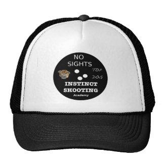 NO SIGHTS Academy Top Dog Trucker Hat
