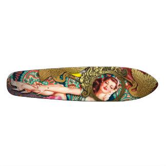 No-Signal - Cheeky Lady Skateboard