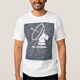 No Signal Tee Shirt