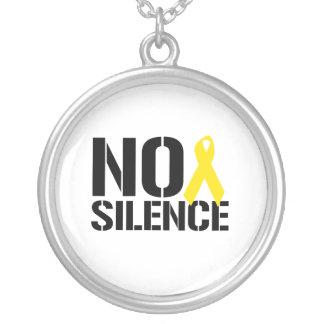 NO SILENCE JEWELRY