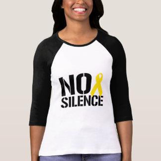 NO SILENCE SHIRT