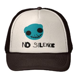 No Silence Trucker Hat