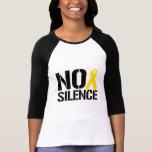 NO SILENCE TSHIRTS