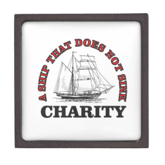 no sink charity gift box
