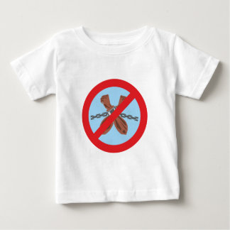 no slavery NO slavery Baby T-Shirt
