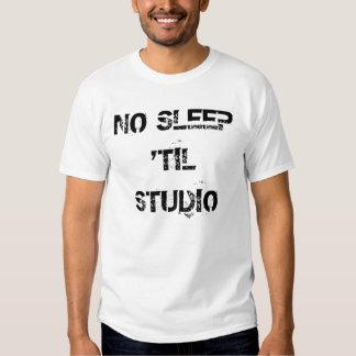 No Sleep Til Studio T-shirt