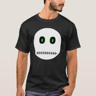no smile face. T-Shirt