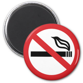 No Smoking - Anti Smoking Magnet
