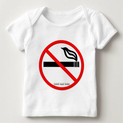 No Smoking Baby T_Shirt