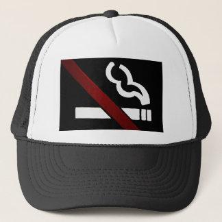 no smoking cap