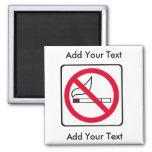 NO SMOKING Magnet