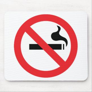 No Smoking Mouse Pad