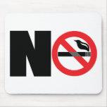 NO_SMOKING MOUSE PADS