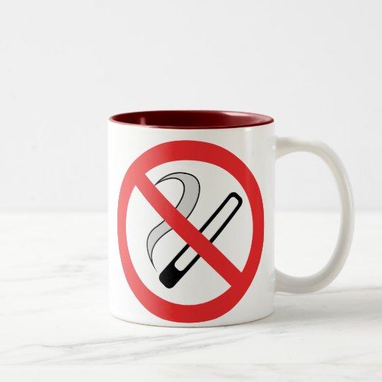 No Smoking - Mug